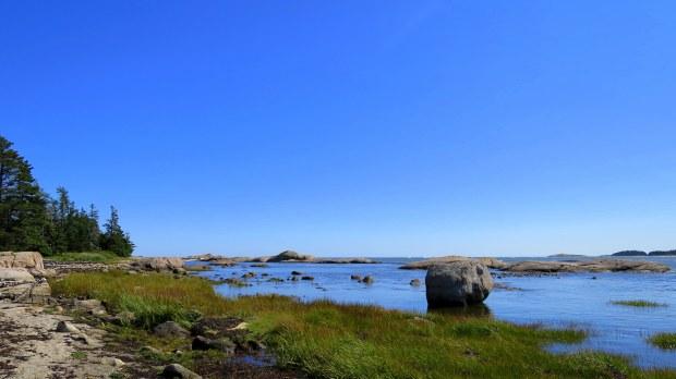 Great Wass Island Preserve, Great Wass Island, Maine