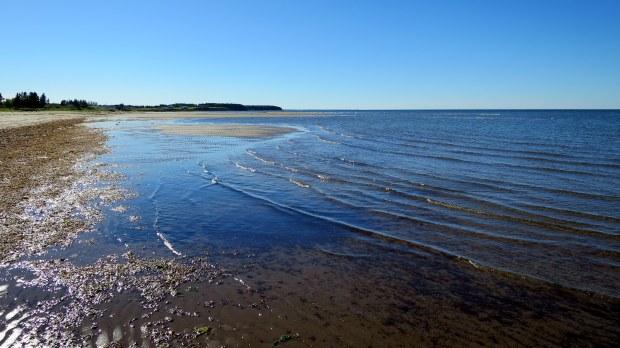 Murray Beach Provincial Park, New Brunswick, Canada