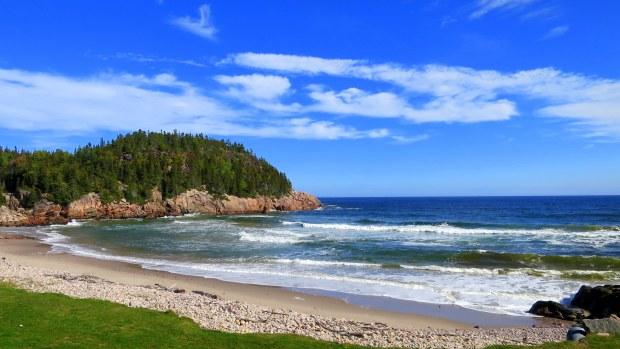 Black Brook Cove, Cape Breton Highlands National Park, Nova Scotia, Canada