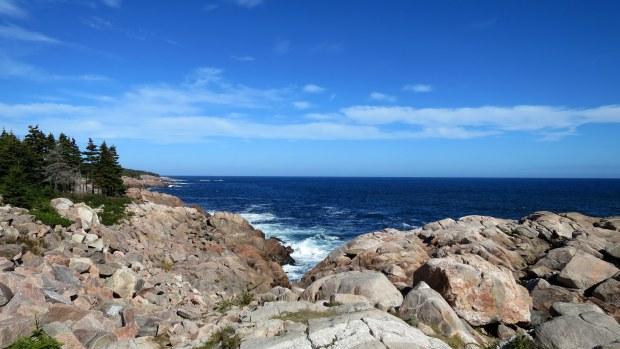 Lakies Head, Cape Breton Highlands National Park, Nova Scotia, Canada