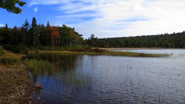 Warren Lake, Cape Breton Highlands National Park, Nova Scotia, Canada