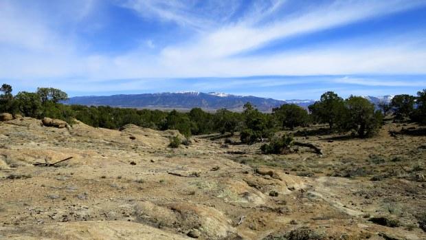 Iron Mountain District, Cedar City, Utah