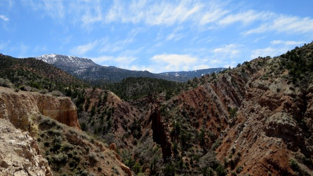 Mountains, Cedar City, Utah