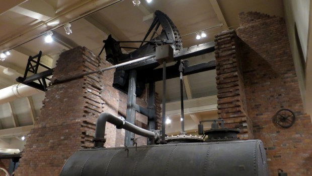 Watt Canal Pumping Engine, 1796, The Henry Ford, Dearborn, Michigan