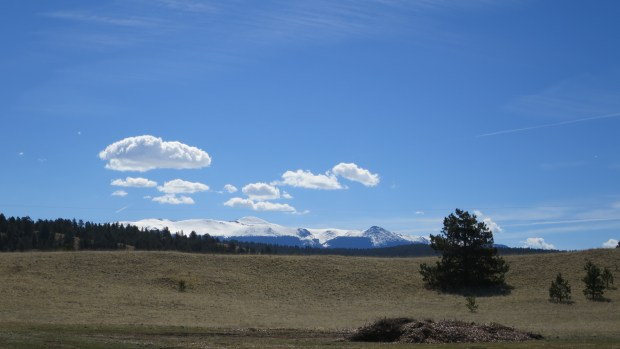Florissant Fossil Beds National Monument, Colorado