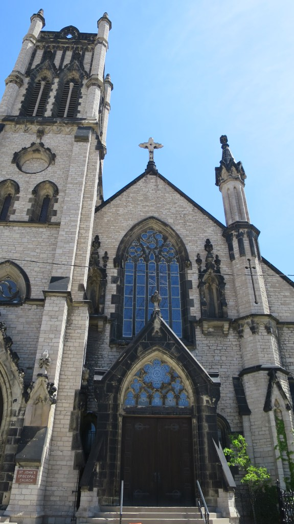 Church, Detroit, Michigan