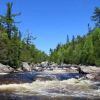 Lake Superior Provincial Park, Ontario, Part 3: Pinguisibi (Sand River) Trail
