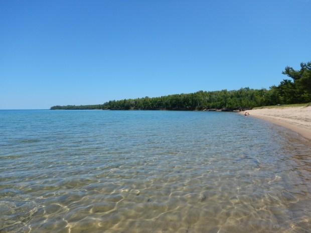 Au Train Bay, Michigan