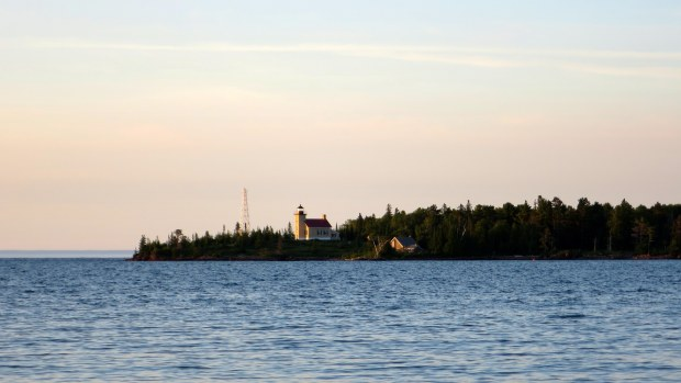 Copper Harbor Lighthouse, Michigan