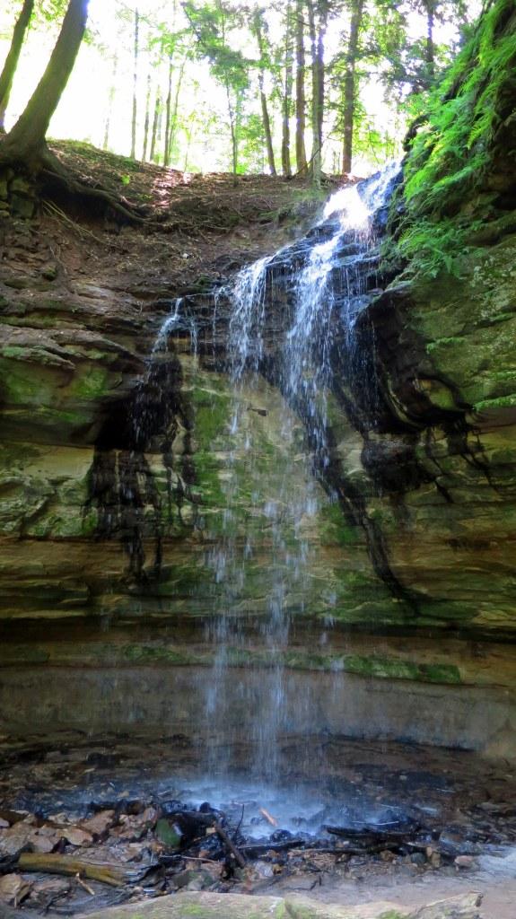 Memorial Falls, Munising, Michigan