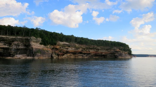Pictured Rocks National Lakeshore, Michigan