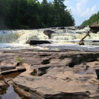 A Wonderful Whirlwind of a Day in Porcupine Mountains Wilderness State Park
