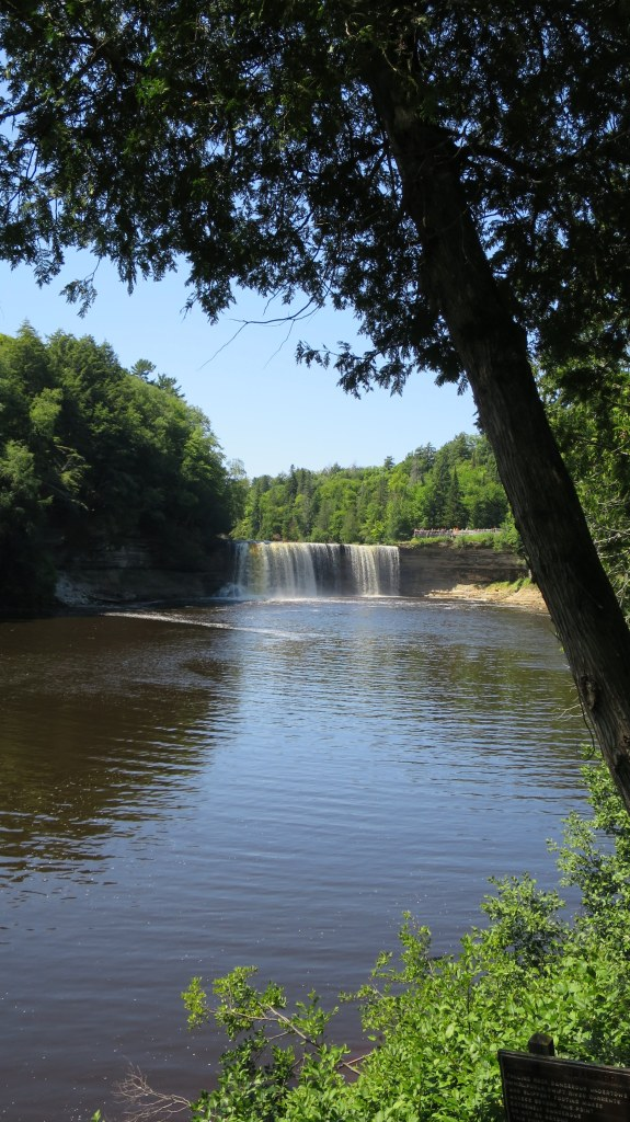 Upper Falls, Tahquamenon Falls State Park, Michigan