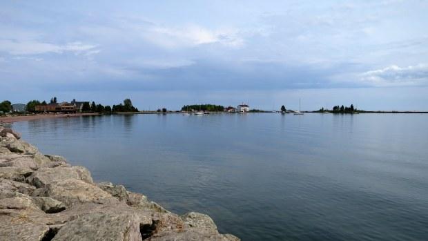 Bay, Grand Marais, Minnesota