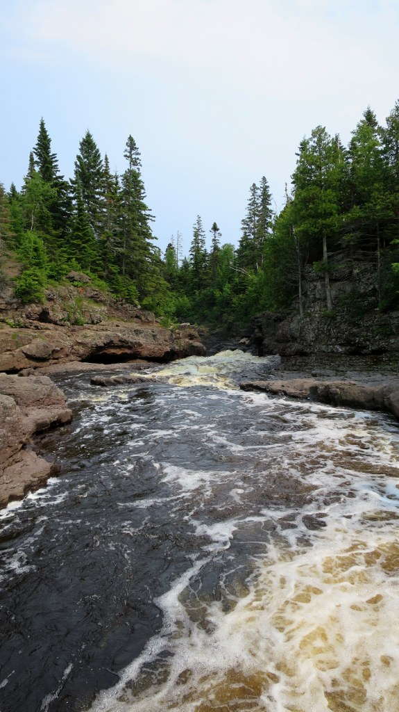 Temperance River Gorge Trail, Temperance River State Park, Minnesota