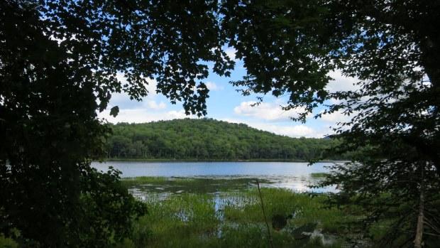 Good Luck Lake, Adirondacks, New York