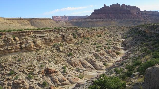 Black Dragon Canyon, Utah