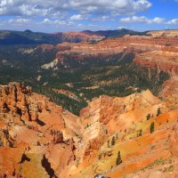 A Tour of the Cedar Mountains: Cedar Breaks National Monument and the Bristlecone Pine Trail