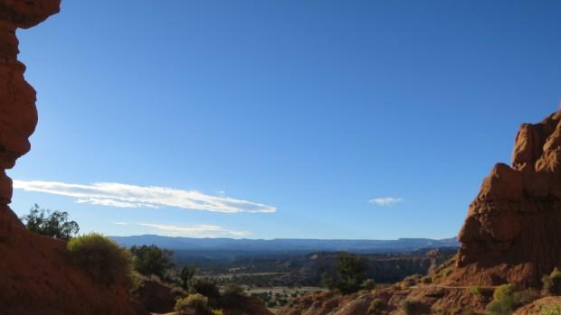 View from Sentinel Trail, Kodachrome Basin State Park, Utah