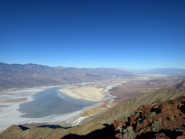 Near Dante's View, Death Valley National Park, California