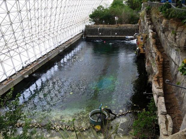 Ocean biome, Biosphere 2, Arizona
