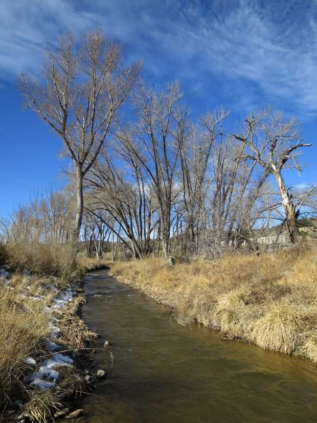 The Rio Bonito, Fort Stanton, New Mexico