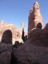 Arches National Park, Part 3: Fiery Furnace!