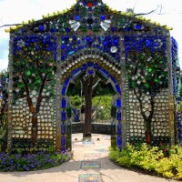 Airlie Gardens and the Bottle Chapel, Wilmington, North Carolina