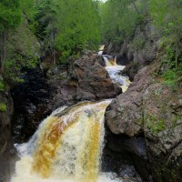 Cascade River State Park and Sweethearts Bluff Nature Area, Grand Marais