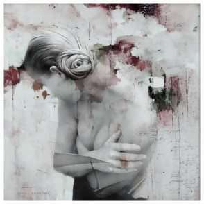 Forlorn Hope Series - Digital Collage by Danii Kessjan