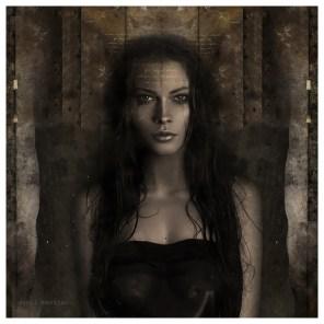 Destiny Series - Digital Collage by Danii Kessjan