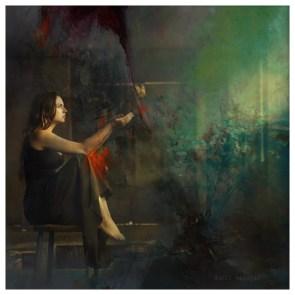 Origins Series - Digital Collage by Danii Kessjan