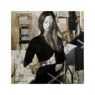 Deciphering Series – Digital Collage by Danii Kessjan