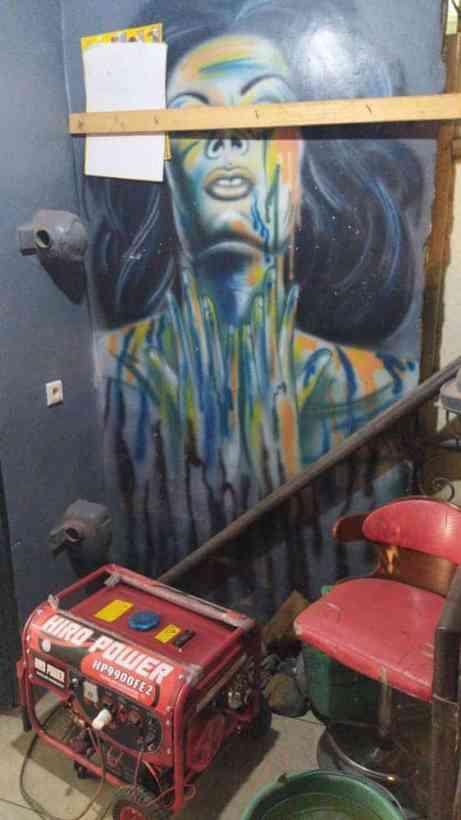 street art douala Cameroun
