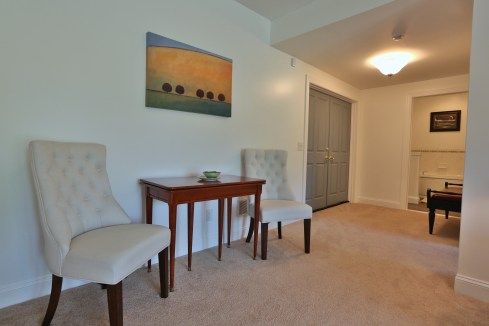 Sitting Area Garden Suite