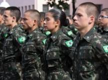 Decreto regulamenta a incorporação temporária de civis ao Exército