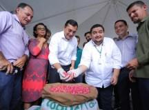 Governador Wilson Lima reafirma atenção especial ao setor primário durante entrega de implementos agrícolas