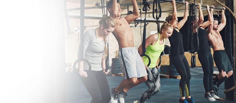 CBD Muscle Training