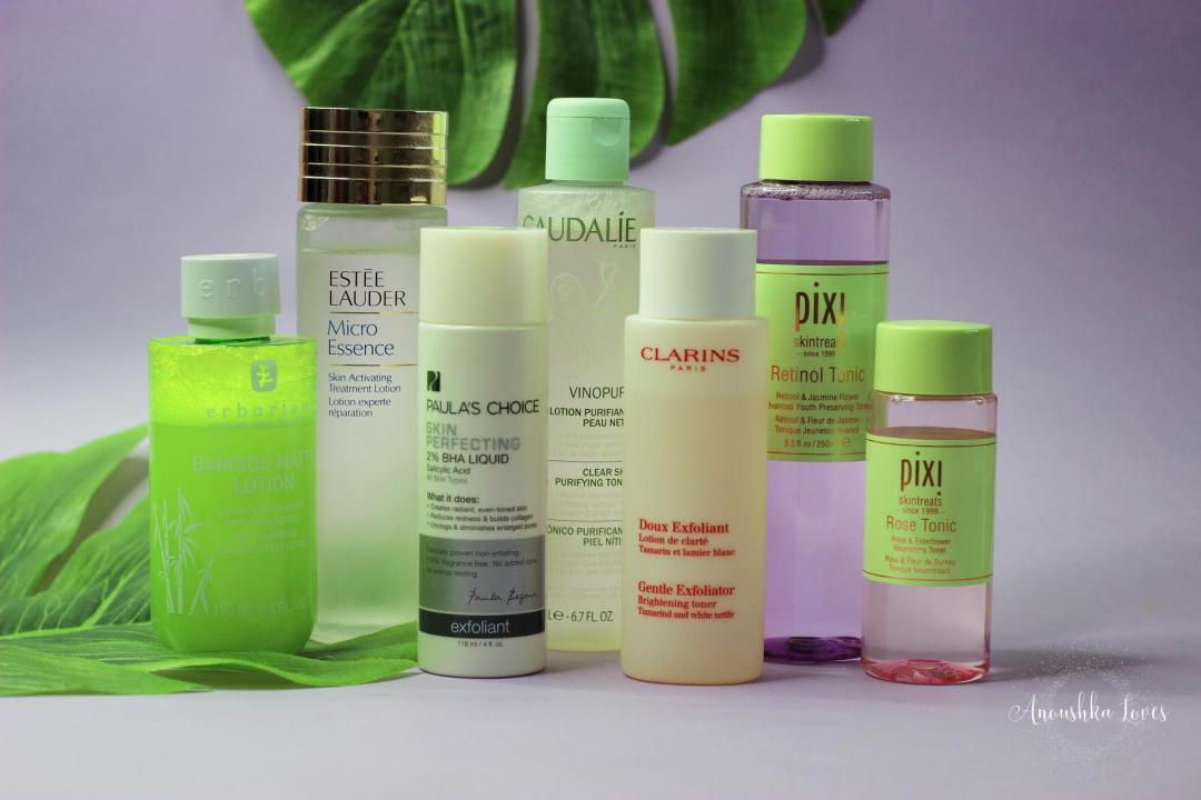 Carte But Essence.Skin Care Diaries The Toners Anoushka Loves