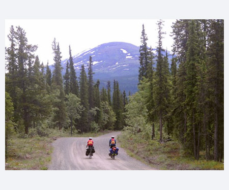 Near Whitehorse, Yukon Territory