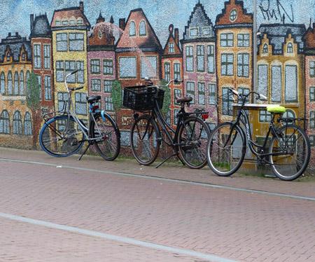 Leeuwarden mural