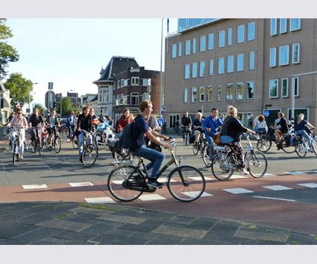 Groningen scramble