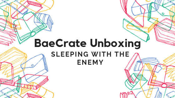 Baecrate Unboxing August Theme: Sleeping with the Enemy