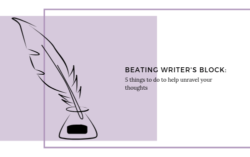Beating Writer's Block