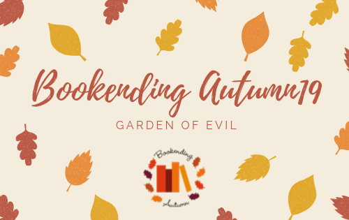 BookEnding AUTUMN19: Garden of Evil