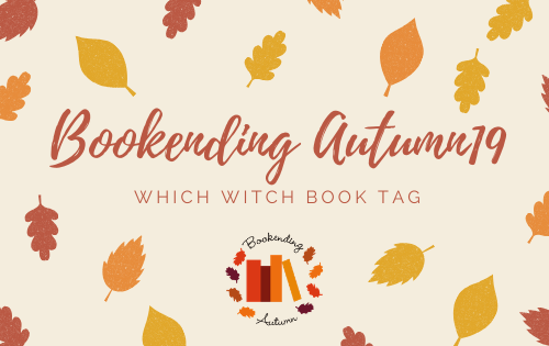 BEAUTUMN19: Which Witch Book Tag