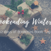 BookendingWinter 19: 12 days of bookmas