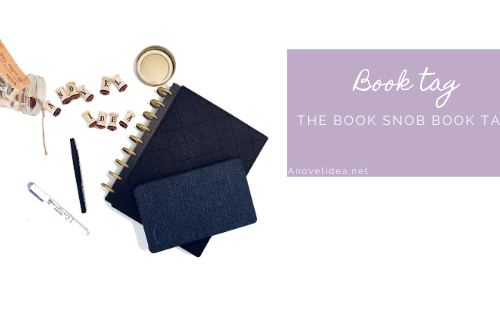 The Book Snob Book Tag