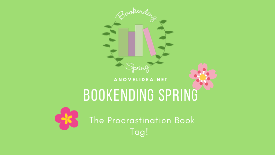 The Procrastination Book Tag!