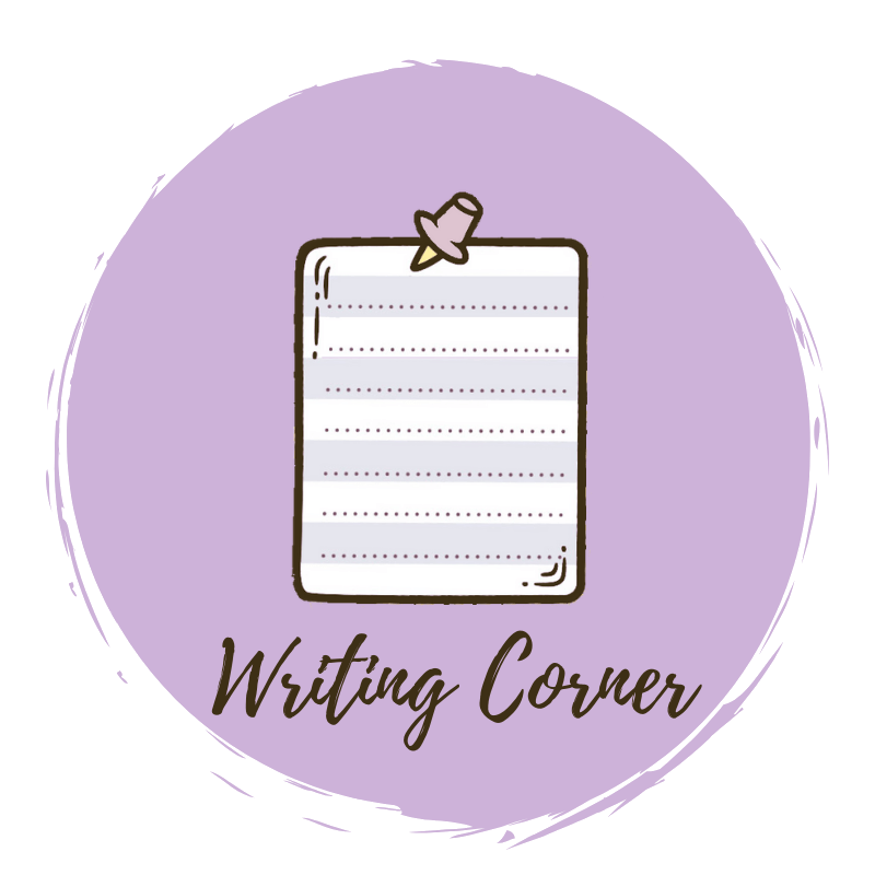 Writing Corner Icon